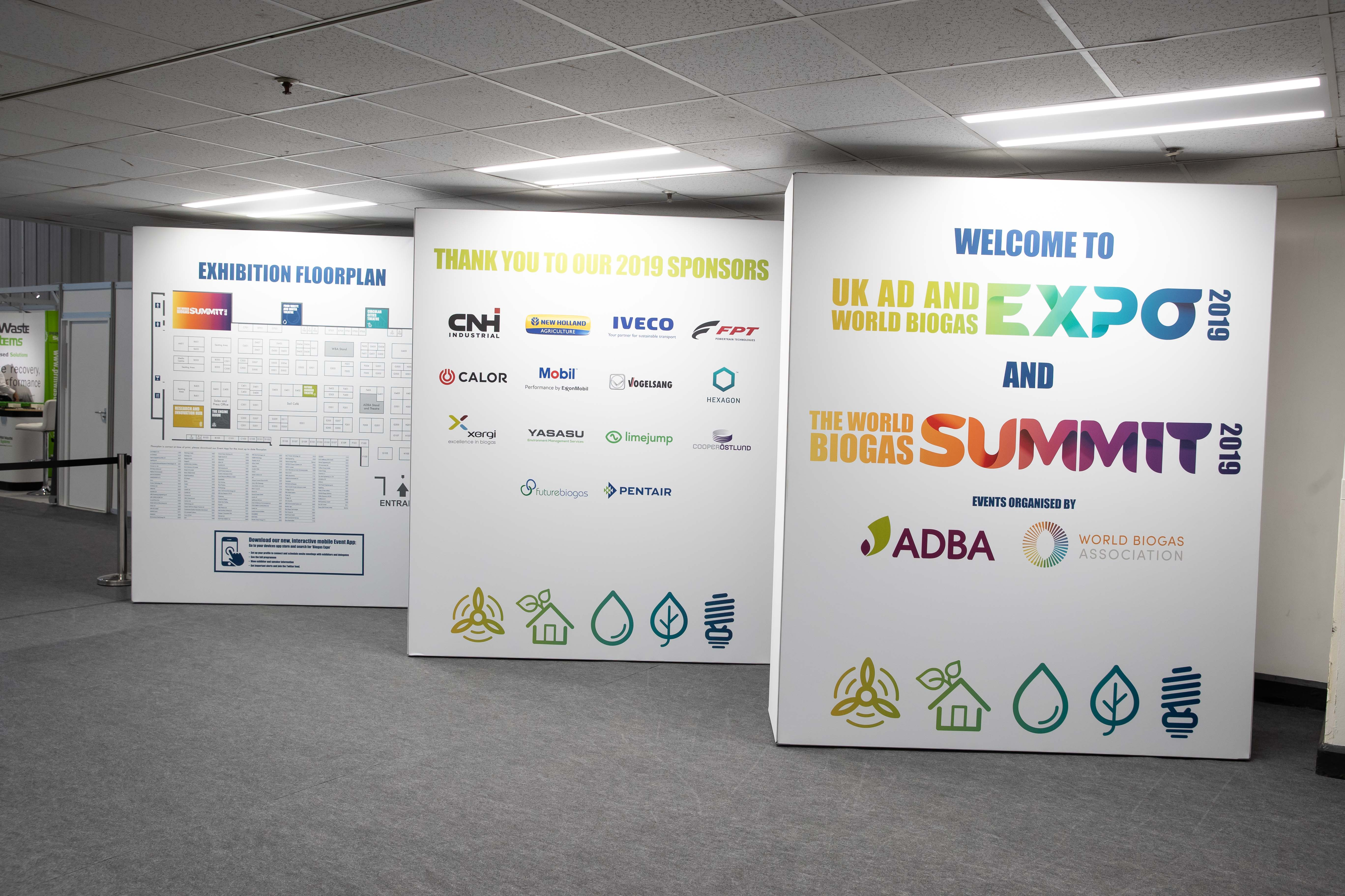 UK AD and World Biogas Expo 2019 | Conference